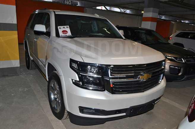 Chevrolet Tahoe, 2019 год, 5 040 000 руб.