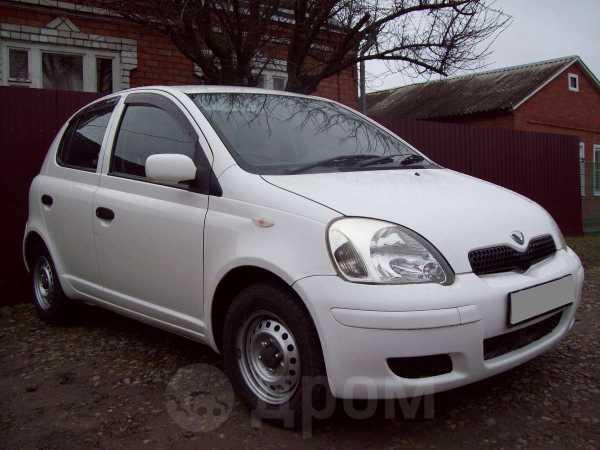 Toyota Vitz, 2003 год, 212 000 руб.