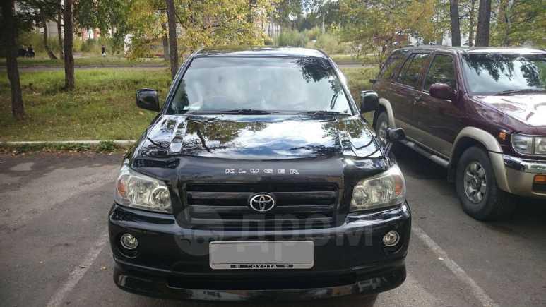 Toyota Kluger V, 2006 год, 800 000 руб.