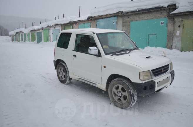 Mitsubishi Pajero Mini, 1998 год, 175 000 руб.
