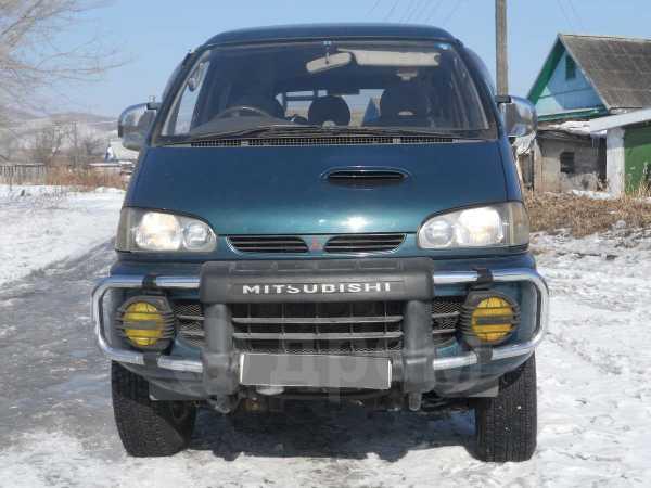 Mitsubishi Delica, 1996 год, 365 000 руб.
