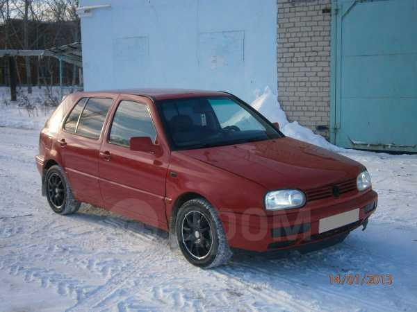 Volkswagen Golf, 1994 год, 165 000 руб.