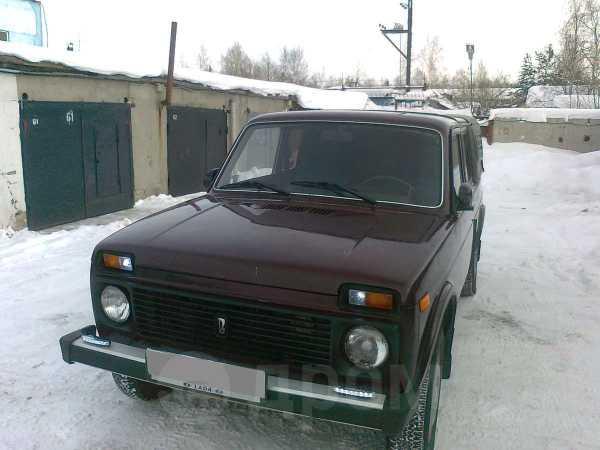Лада 4x4 2131 Нива, 2007 год, 170 000 руб.