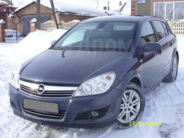 Opel Astra, 2008 год, 439 000 руб.