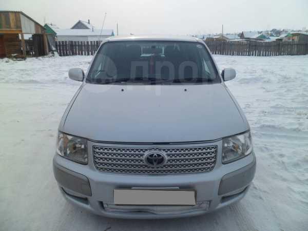 Toyota Succeed, 2003 год, 290 000 руб.
