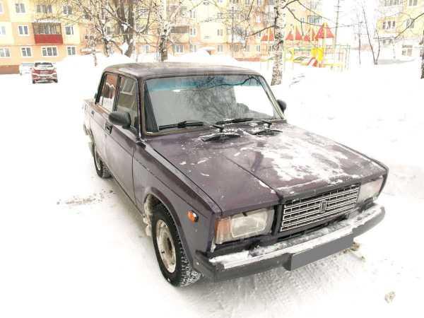 Лада 2107, 1997 год, 40 000 руб.