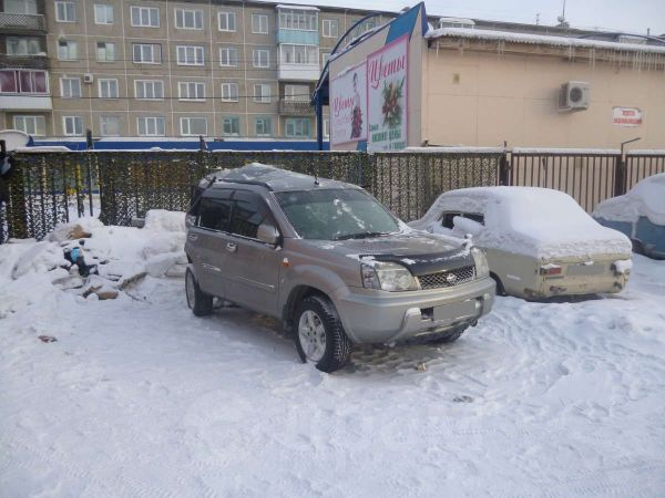 Nissan X-Trail, 2002 год, 200 000 руб.