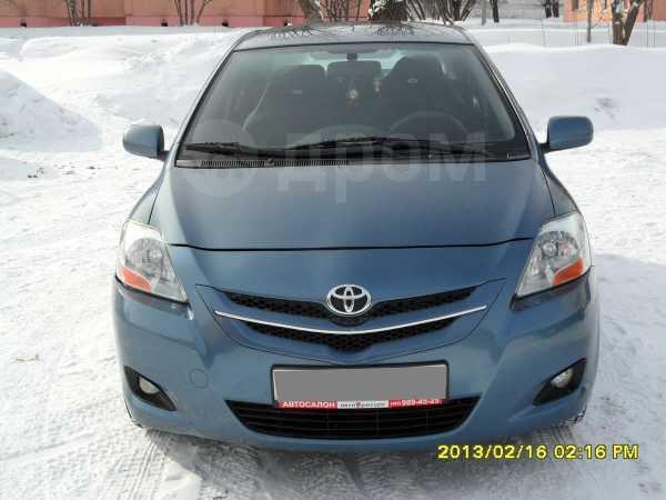 Toyota Yaris, 2007 год, 490 000 руб.