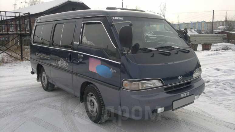 Hyundai Grace, 1995 год, 180 000 руб.