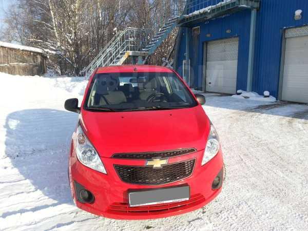 Chevrolet Spark, 2012 год, 420 000 руб.
