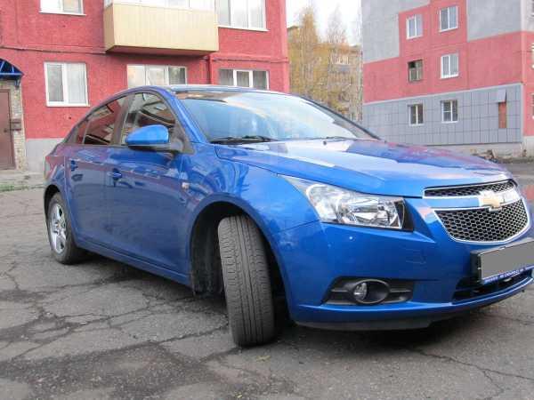 Chevrolet Cruze, 2011 год, 595 000 руб.