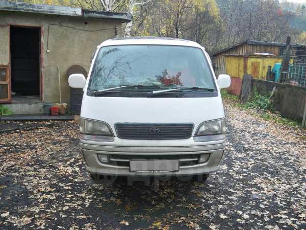 Toyota Hiace, 1997 год, 420 000 руб.