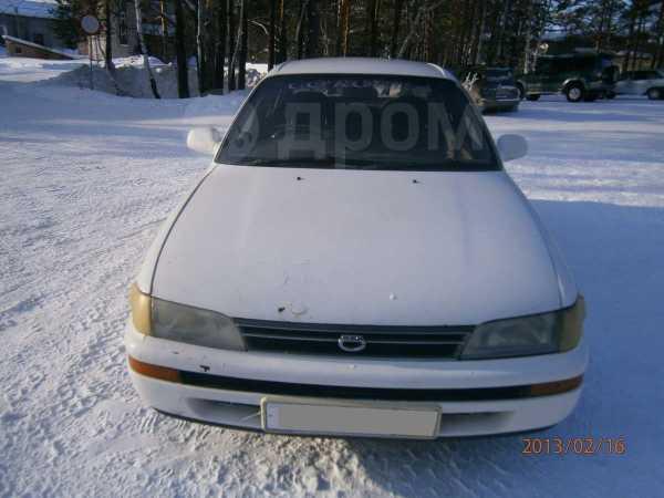 Toyota Corolla, 1992 год, 123 000 руб.