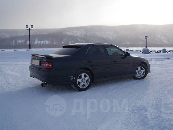 Toyota Chaser, 1998 год, 380 000 руб.