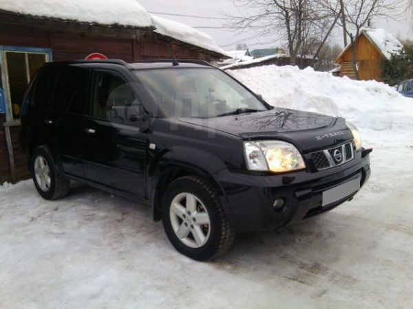 Nissan X-Trail, 2006 год, 610 000 руб.