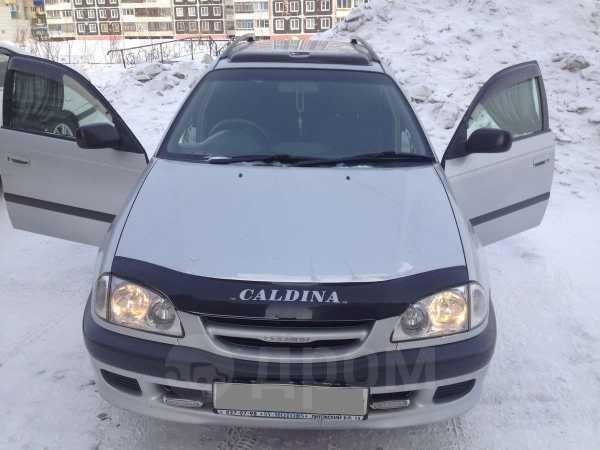 Toyota Caldina, 1999 год, 299 999 руб.
