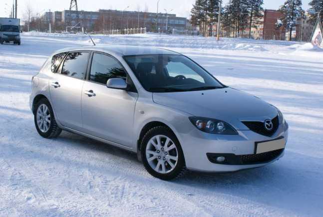 Mazda Mazda3, 2007 год, 440 000 руб.