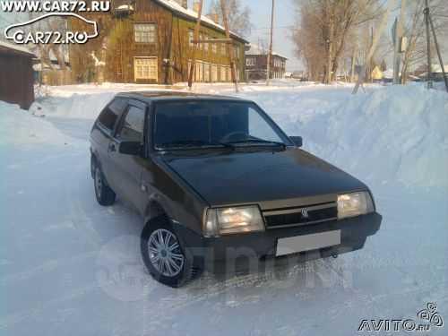 Лада 2108, 1999 год, 87 000 руб.
