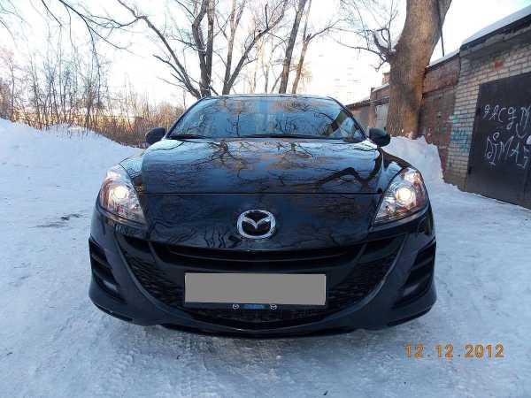 Mazda Mazda3, 2009 год, 550 000 руб.