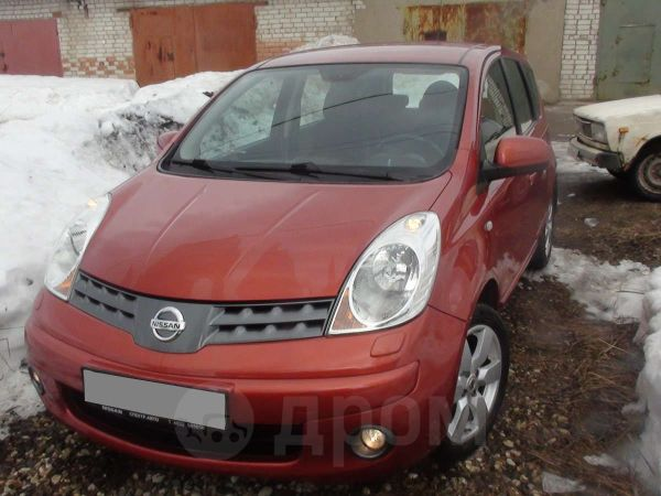 Nissan Note, 2008 год, 415 000 руб.