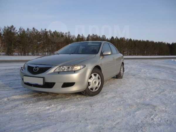 Mazda Mazda6, 2002 год, 335 000 руб.