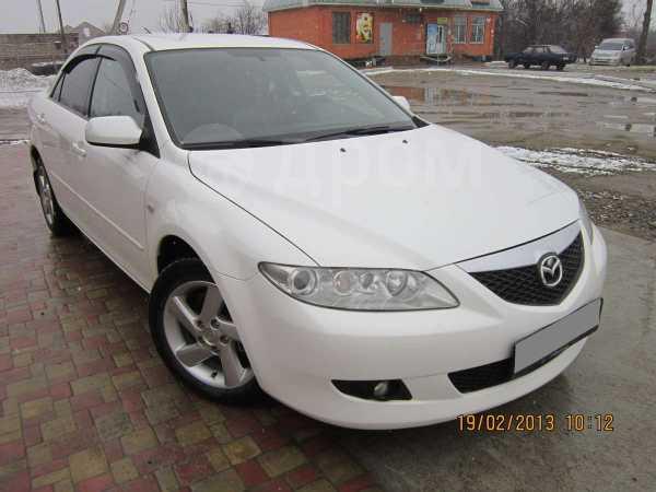 Mazda Mazda6, 2004 год, 405 000 руб.