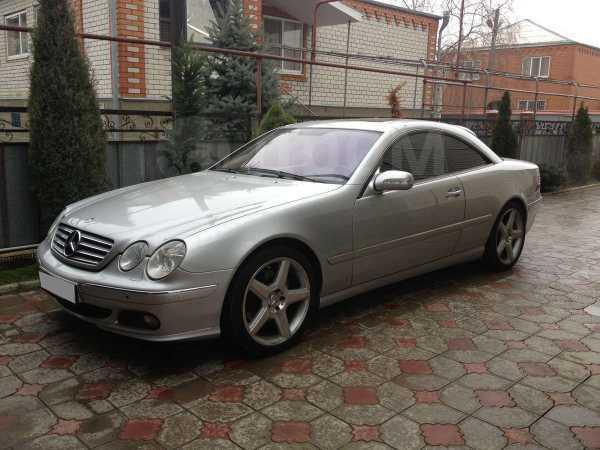 Mercedes-Benz CL-Class, 2004 год, 800 000 руб.