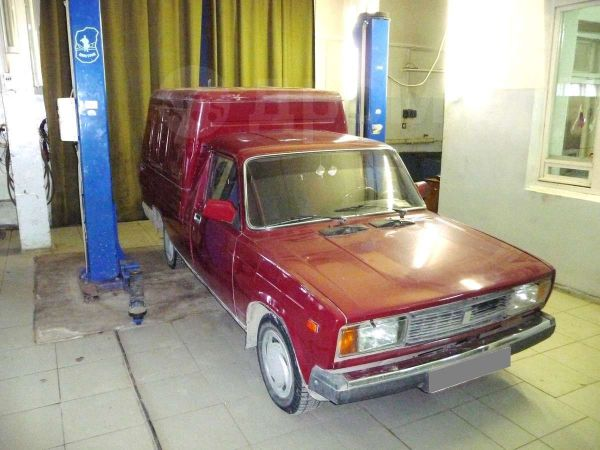 ИЖ 2717, 2006 год, 60 000 руб.