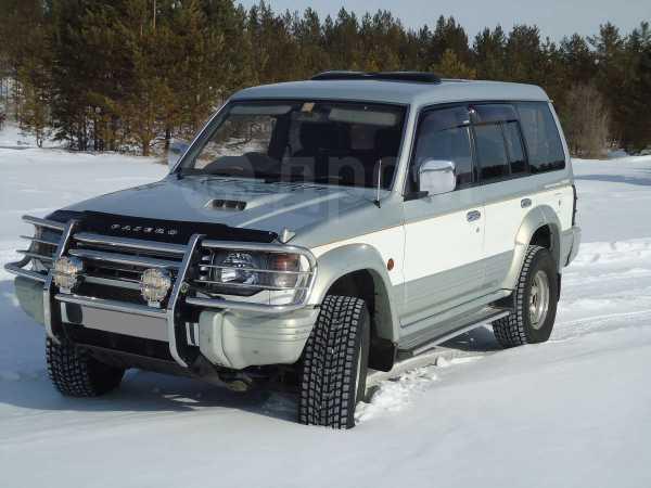 Mitsubishi Pajero, 1994 год, 440 000 руб.