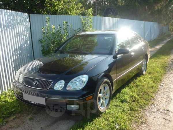 Lexus GS300, 2001 год, 490 000 руб.