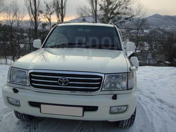 Toyota Land Cruiser, 2001 год, 1 055 000 руб.