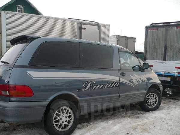 Toyota Estima Lucida, 1992 год, 210 000 руб.