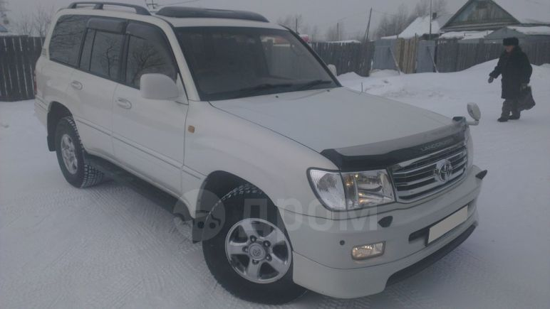 Toyota Land Cruiser, 2001 год, 1 050 000 руб.
