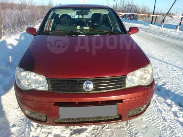 Fiat Albea, 2007 год, 265 000 руб.