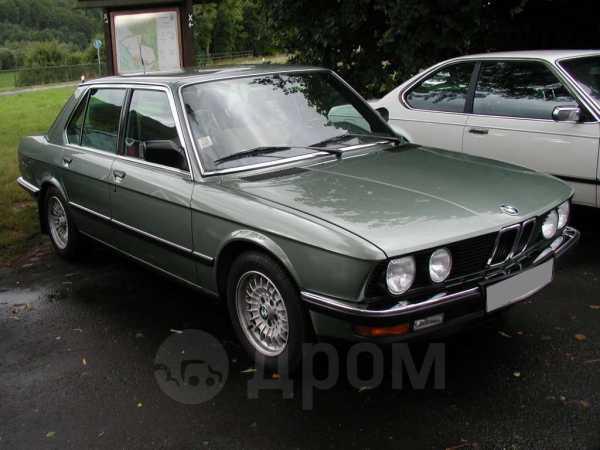 BMW 5-Series, 1987 год, 140 000 руб.
