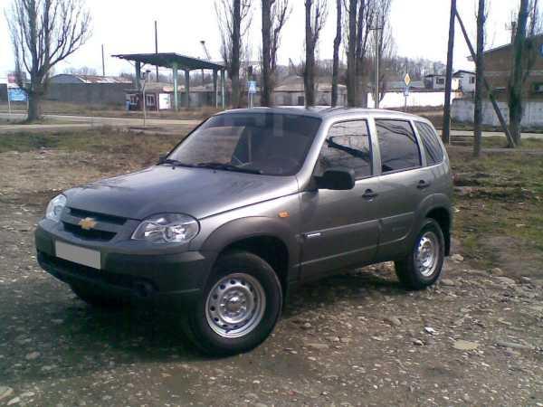 Chevrolet Niva, 2010 год, 420 000 руб.