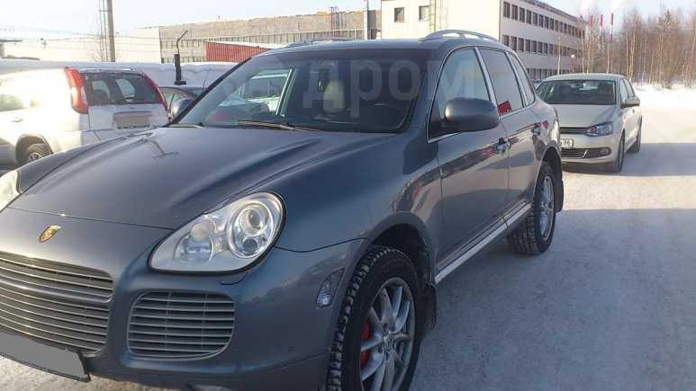 Porsche Cayenne, 2004 год, 950 000 руб.