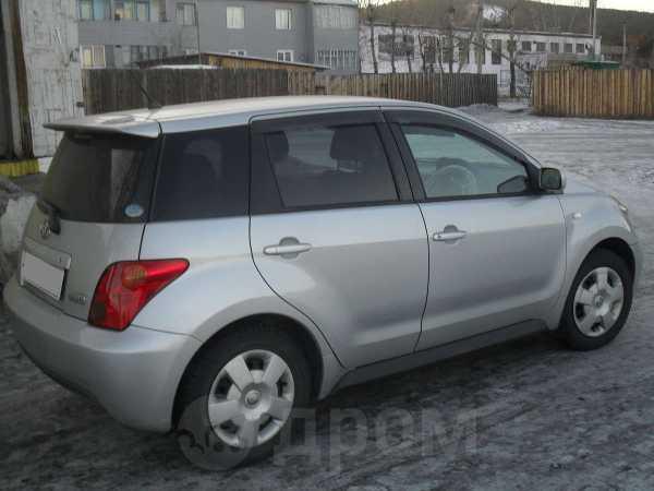 Toyota ist, 2004 год, 330 000 руб.