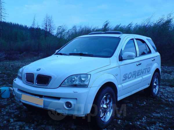 Kia Sorento, 2002 год, 600 000 руб.
