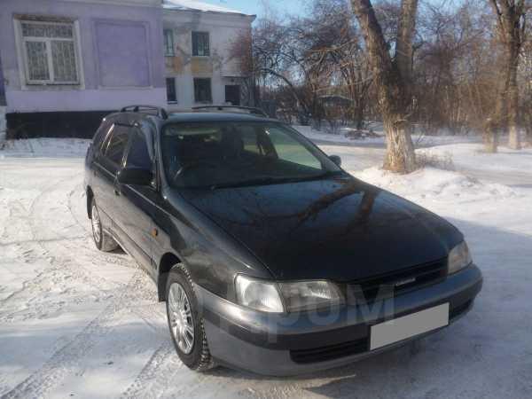 Toyota Caldina, 1996 год, 230 000 руб.