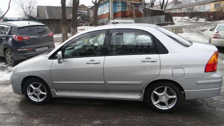 Suzuki Aerio, 2005 год, 300 000 руб.