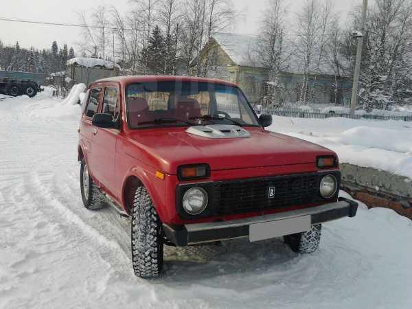 Лада 4x4 2121 Нива, 1997 год, 95 000 руб.