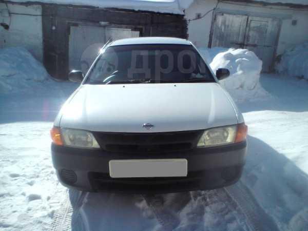 Nissan AD, 2002 год, 230 000 руб.
