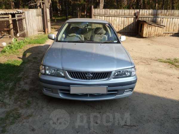 Nissan Sunny, 2001 год, 235 000 руб.