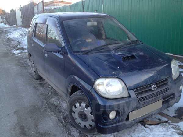 Suzuki Kei, 2001 год, 140 000 руб.