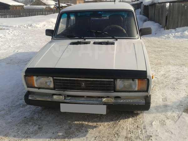 Лада 2105, 2007 год, 95 000 руб.