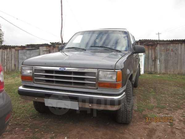 Ford Explorer, 1993 год, 130 000 руб.