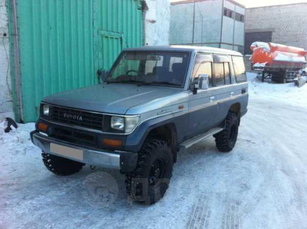 Toyota Land Cruiser Prado, 1992 год, 400 000 руб.