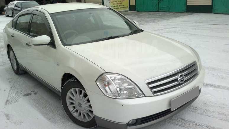 Nissan Teana, 2003 год, 475 000 руб.