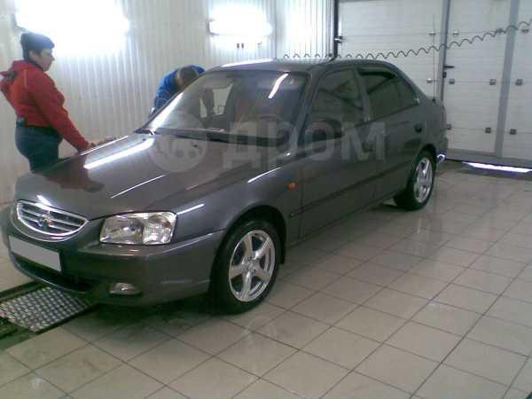 Hyundai Accent, 2007 год, 320 000 руб.